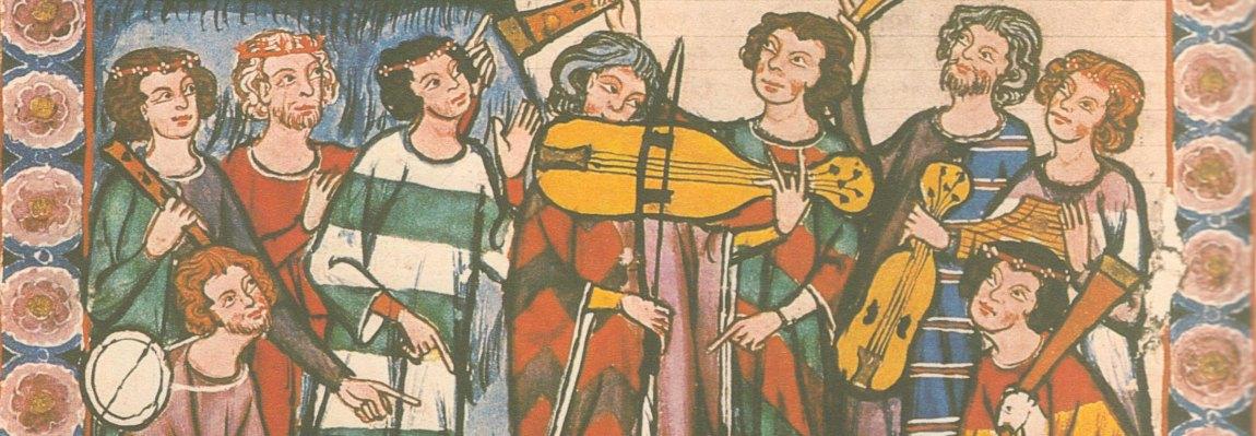 Chants du Moyen-Âge